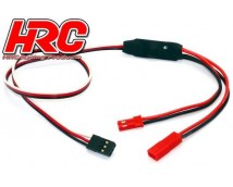 HRC On/Off Switch Remote Controlled 5A Constant / 20A Peak
