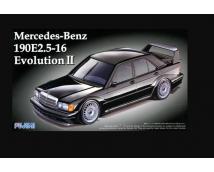 Fujimi 1:24 Mercedes 190E 2.5-16 Evolution II