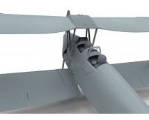 Airfix 1:72 De HAvilland DH.82a Tiger Moth  A01025