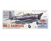 1:16  Guillow`s Douglas SBD-3 Dauntl. 79 cm