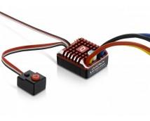 HobbyWing Quicrun Crawler Brushed ESC 80A incl. programmeerbox