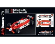 Italeri 1:12 Alfa Romeo 179 / 179C