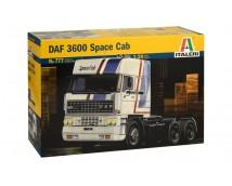 Italeri 1:24 DAF 3600 Space Cab