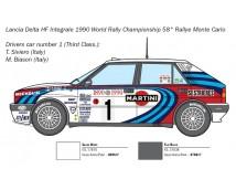 Italeri 1:24 Lancia Delta HF Integrale