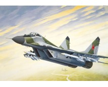 Italeri 1:72 MiG 29A Fulcrum MODEL SET incl lijm en verf