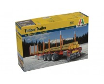 Italeri Timber Trailer 1:24