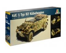 Italeri 1:9 Kdf. 1 Typ 82 Kubelwagen