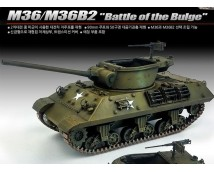 Academy 1:35 M36/M36B2 Battle Of The Bulge