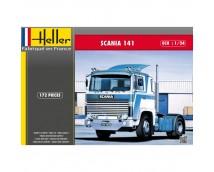 "Heller 1:24 Scania 141 ""Gervais"""