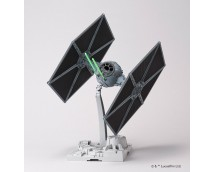 BanDai Star Wars Tie-Fighter 1:72