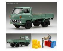 Fujimi 1:24 Mitsubishi Canter and Beer worker Set