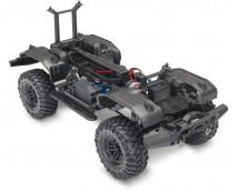 Traxxas TRX-4 KIT Crawler incl. TQi Zender/servo`s/ESC. (excl. body, accu en lader)