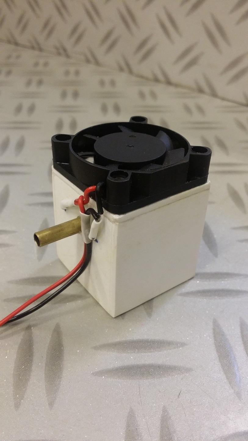 Rookgenerator 12V (Nieuw model)