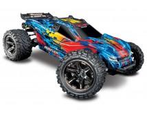 Traxxas Rustler 4x4 VXL RTR met TSM