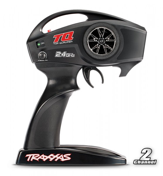Traxxas Slash 2WD TQ 2,4Ghz RTR incl. Accu en Lader