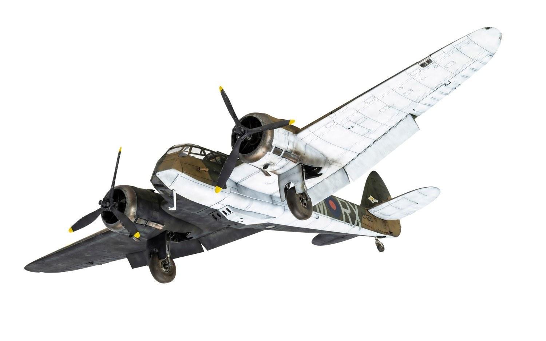 Airfix 1:48 Bristol Blenheim Mk.1F    A09186