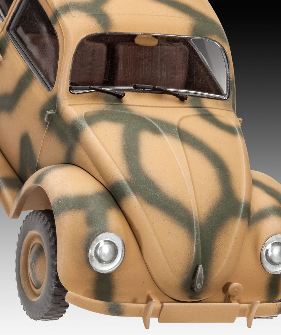 Revell 1:35 German Staff Car Type 82E